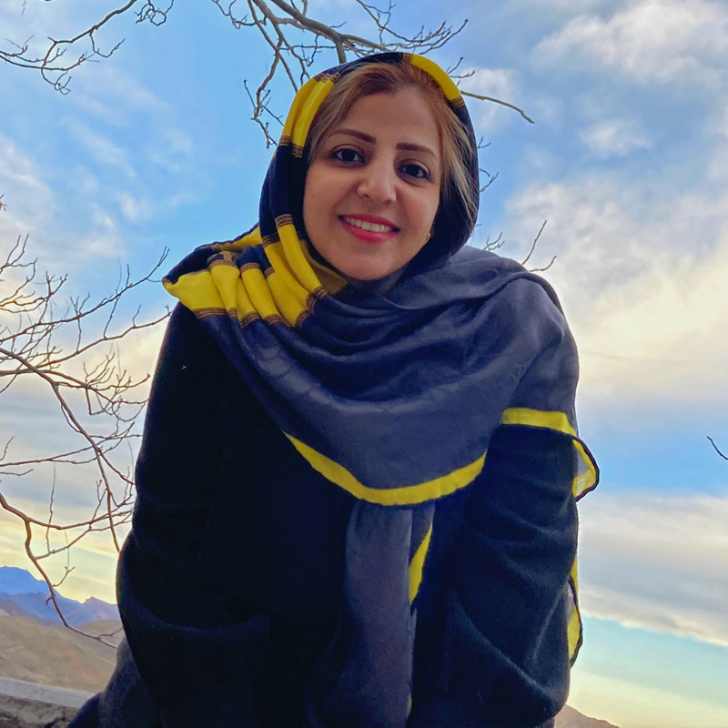 منصوره محمودی