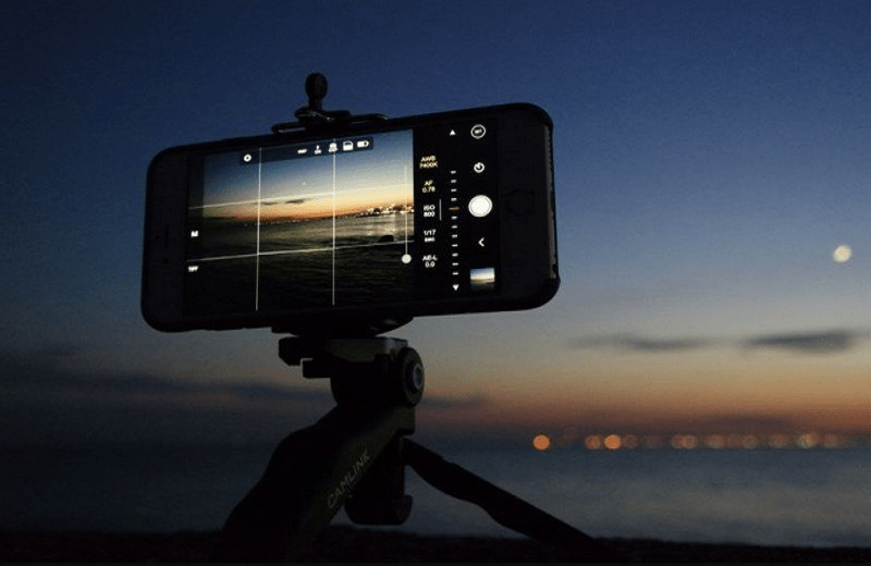 اصول عکاسی در شب